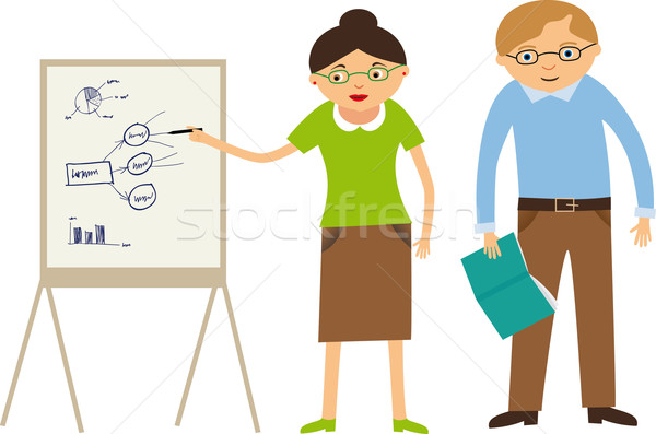 Stock photo: Teachers