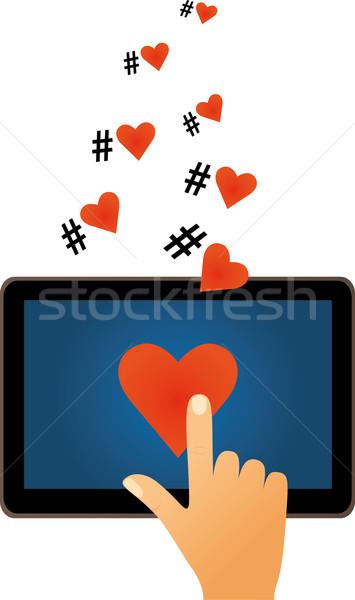 Love Stock photo © MyosotisRock