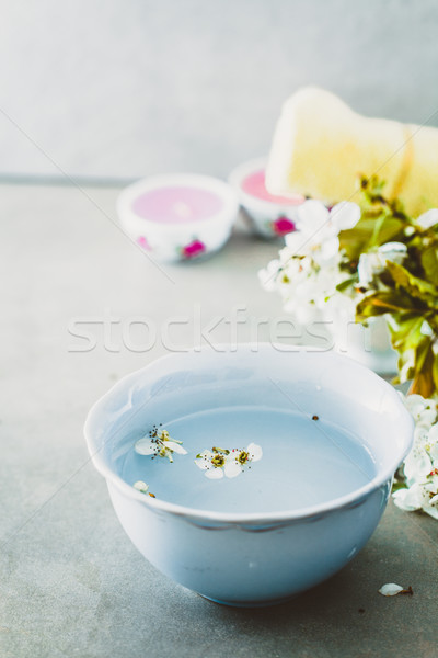 Stock photo: Spa natural concept