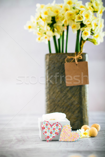 Mother's day gift Stock photo © mythja