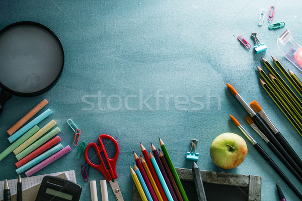 Back to school Stock photo © mythja
