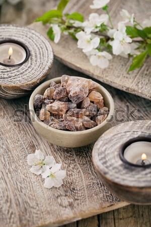 Wellness products and cosmetics Stock photo © mythja