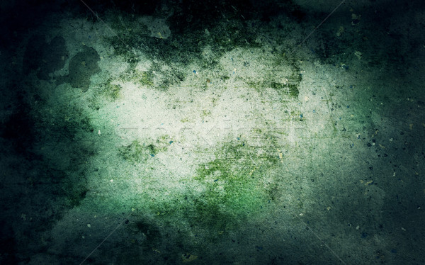 Grunge background with mould stains Stock photo © mythja