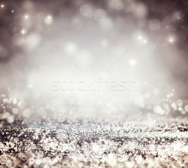 Bokeh festive background Stock photo © mythja