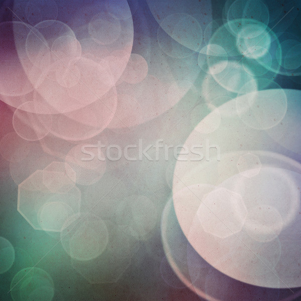 Bokeh background Stock photo © mythja
