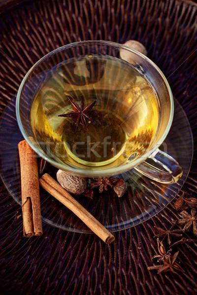 Spiced tea Stock photo © mythja