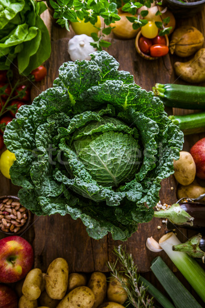 Vegetables Stock photo © mythja