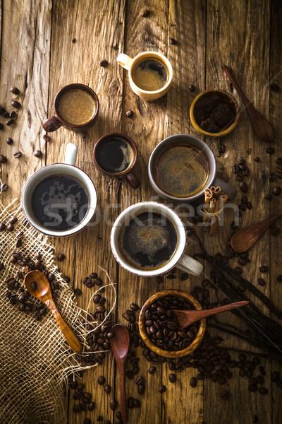 Coffee Stock photo © mythja