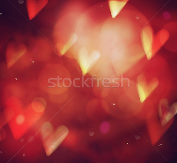 Valentines day background Stock photo © mythja