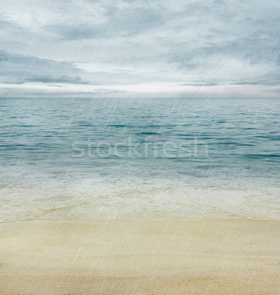 Summer ocean Stock photo © mythja