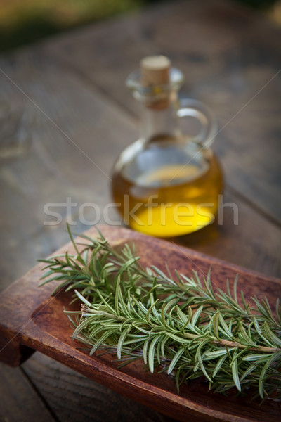 Extra virgin Olive oil  Stock photo © mythja