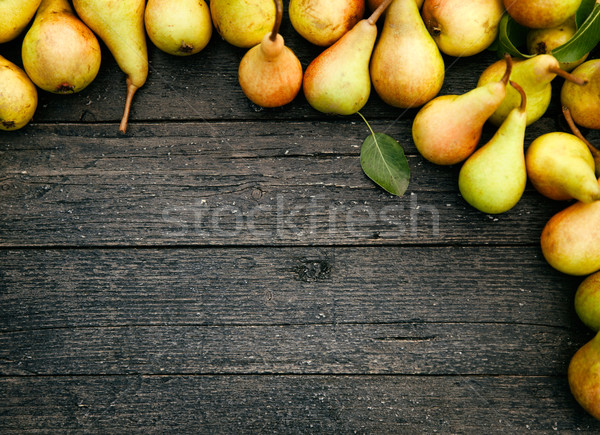 Fresh pears Stock photo © mythja