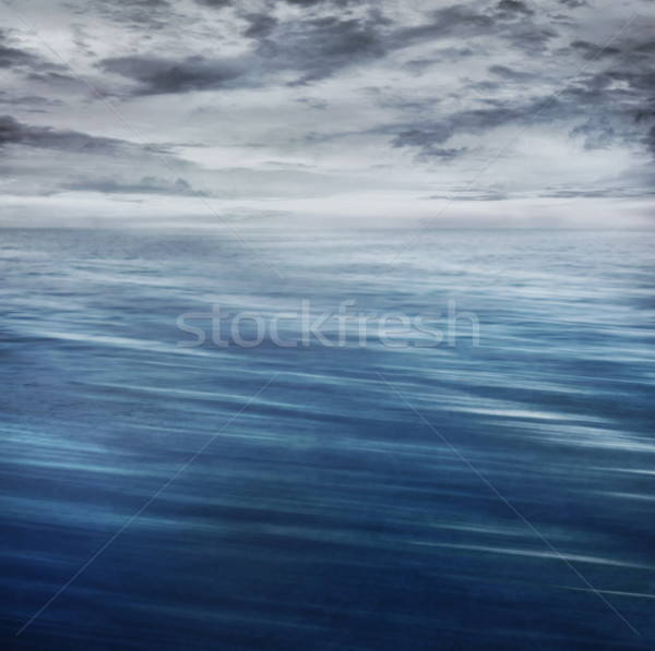Waves in motion blur. Stock photo © mythja