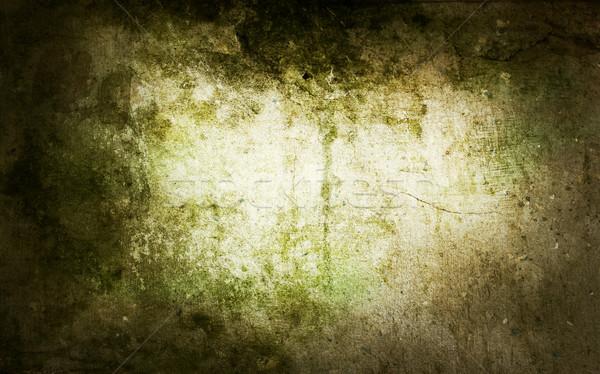 グランジ 抽象的な 古い 壁 ストックフォト © mythja