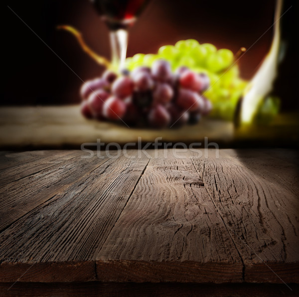 Wine concept Stock photo © mythja
