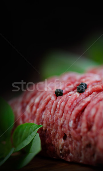 Minced meat Stock photo © mythja