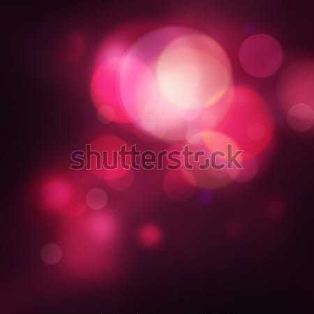 Festive purple background Stock photo © mythja