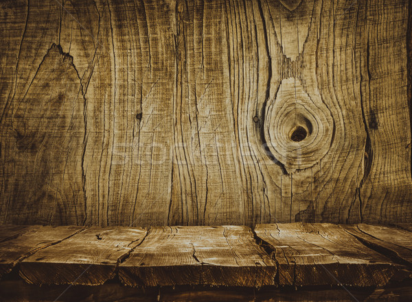 Wood background Stock photo © mythja