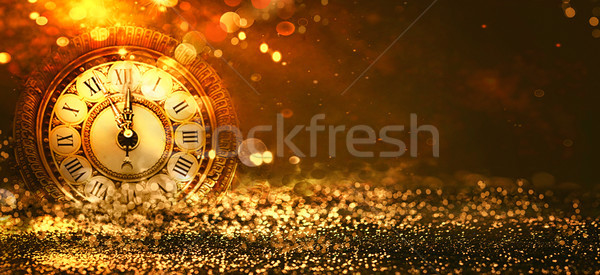 New Year Background Stock photo © mythja