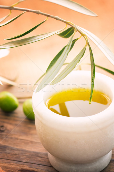 Olive oil Stock photo © mythja