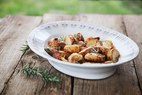 Potatoes Stock photo © mythja