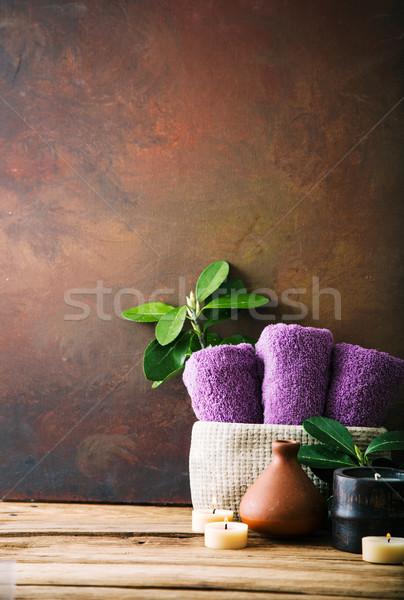 Spa natural Stock photo © mythja