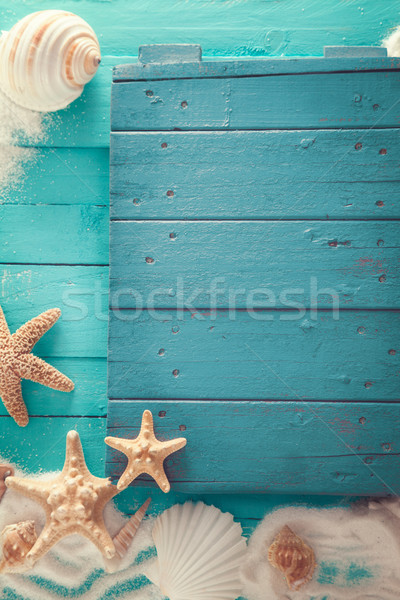 Summer background Stock photo © mythja