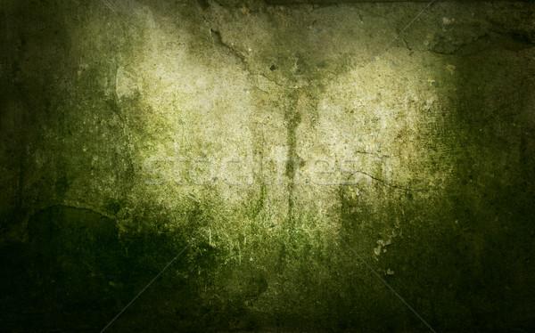 Grunge muffa abstract vecchio muro Foto d'archivio © mythja
