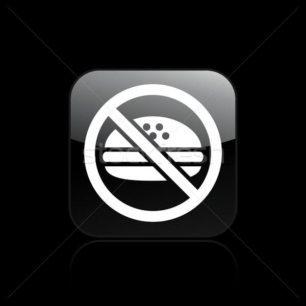 No food icon  Stock photo © Myvector