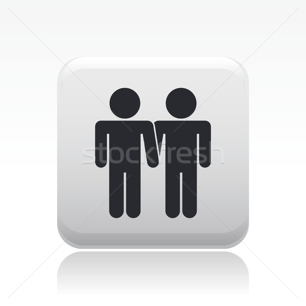 Gay icon Stock photo © Myvector