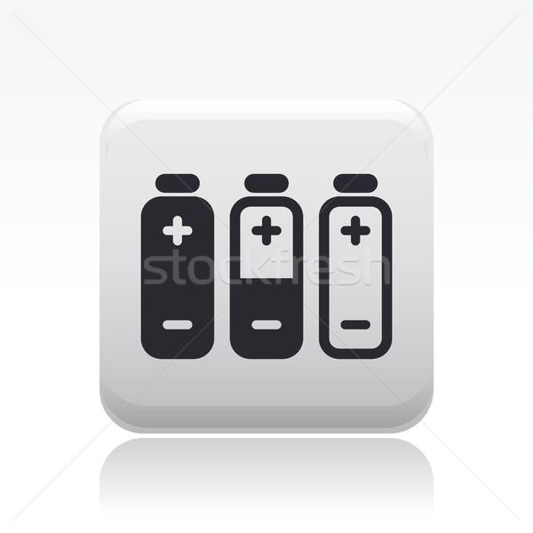 Energy level icon  Stock photo © Myvector