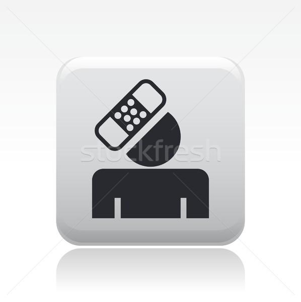 Accident icon Stock photo © Myvector