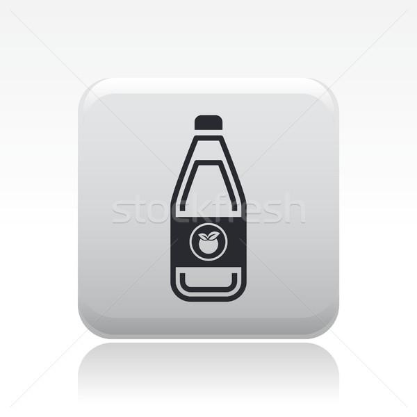 Fruit juice icon  Stock photo © Myvector