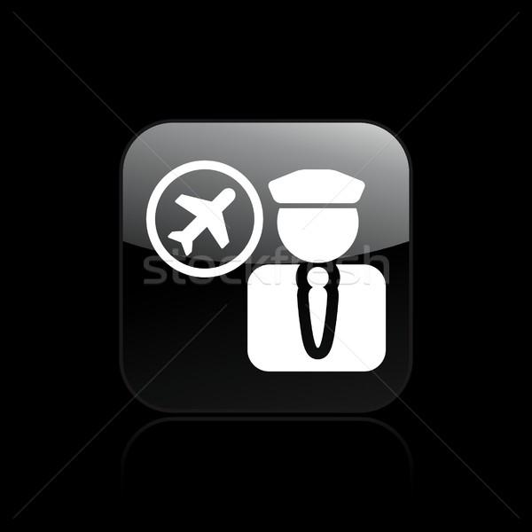 воздуха экспериментального икона лет Сток-фото © Myvector