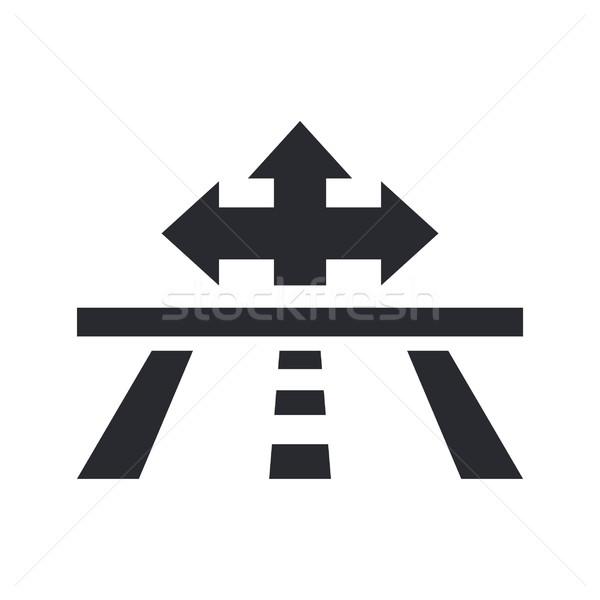Navigate icon Stock photo © Myvector