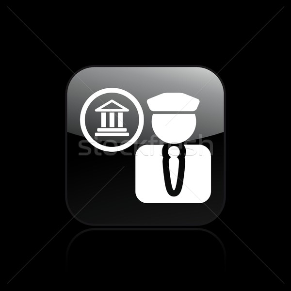 Guide icon  Stock photo © Myvector