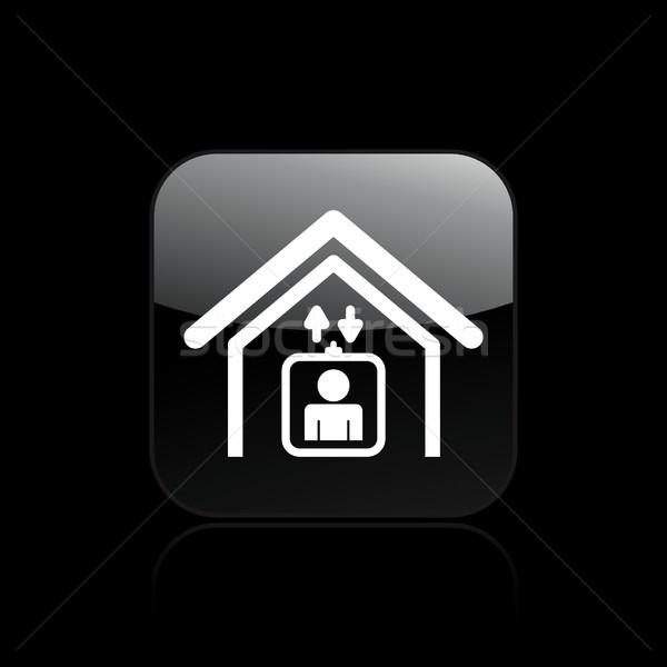 Elevator icon Stock photo © Myvector