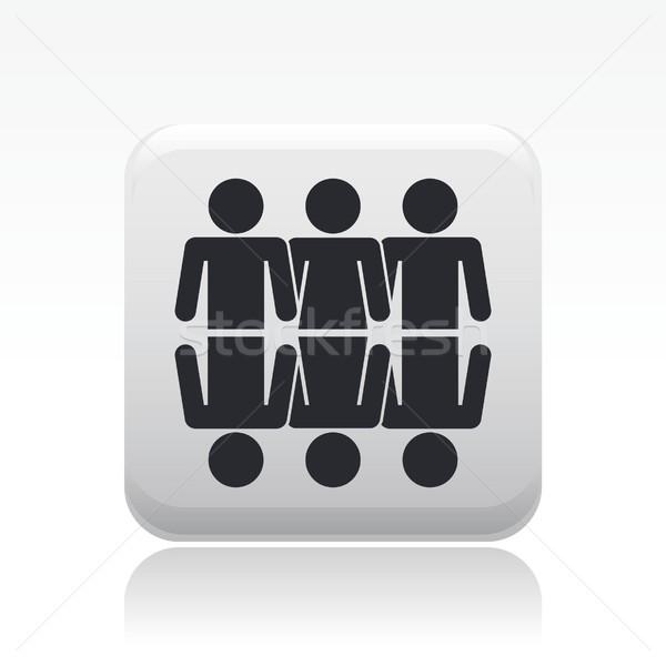Сток-фото: икона · сеть · сообщество · концепция · социальной