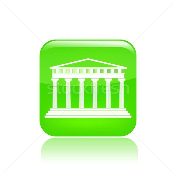 Temple icon Stock photo © Myvector