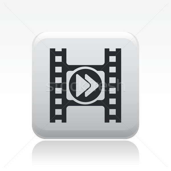 Player video icon Stock photo © Myvector