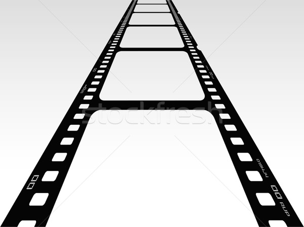 Isolated film icon Stock photo © Myvector