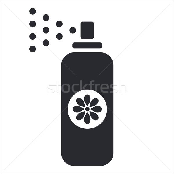 Spray icon Stock photo © Myvector