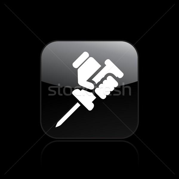 Repair  icon Stock photo © Myvector