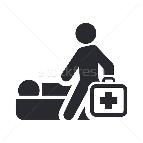 Medical icon Stock photo © Myvector