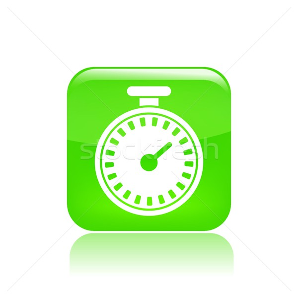 Timer icon Stock photo © Myvector
