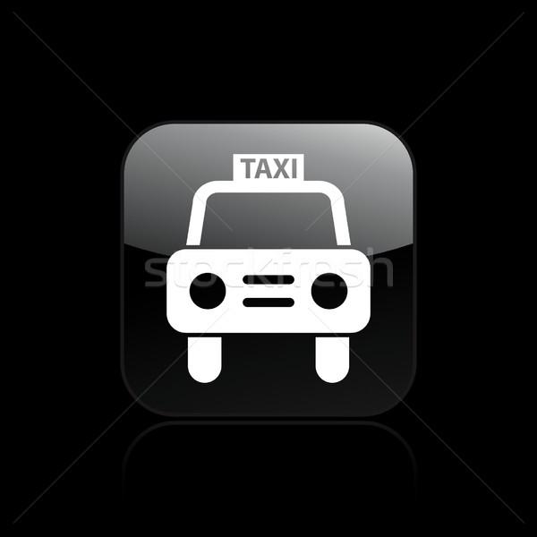 Taxi icon  Stock photo © Myvector