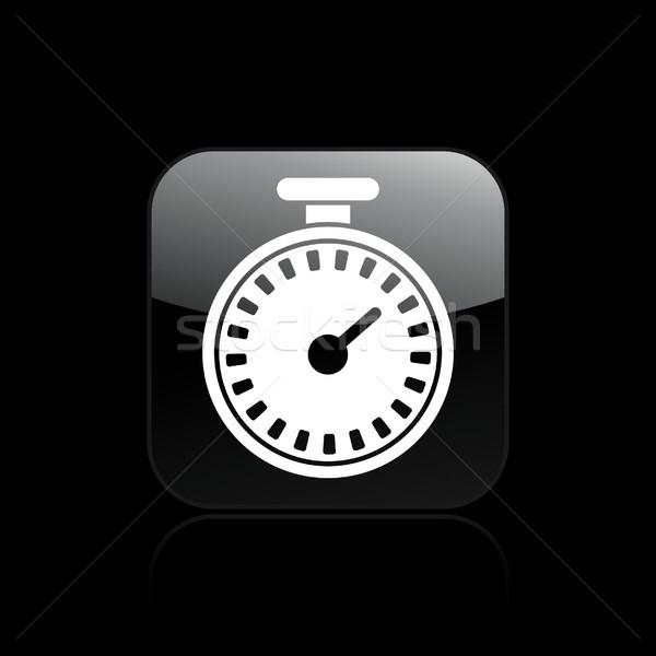 Chronometer icon  Stock photo © Myvector