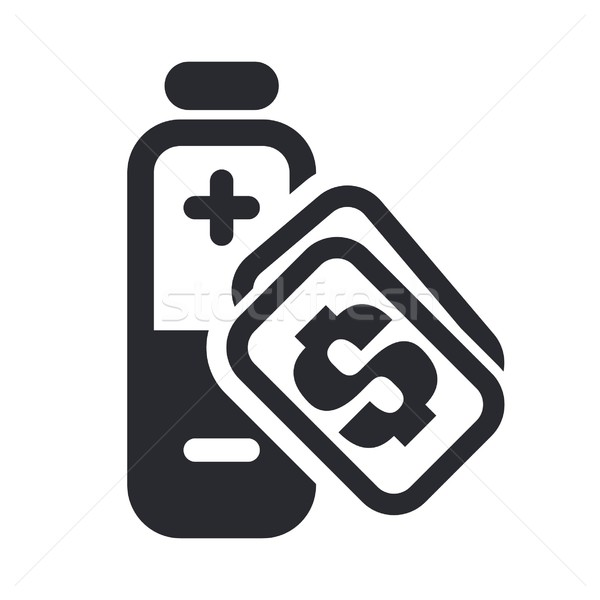 Pay charge icon Stock photo © Myvector