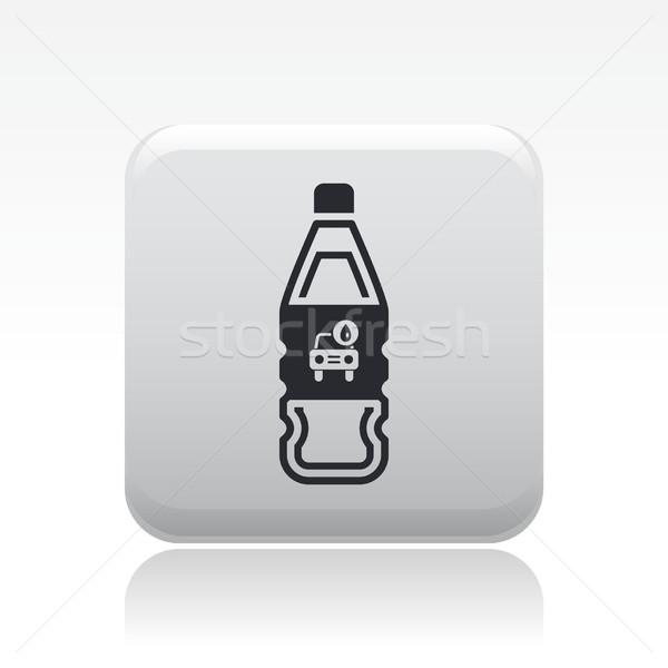 Car wash soap bottle icon  Stock photo © Myvector
