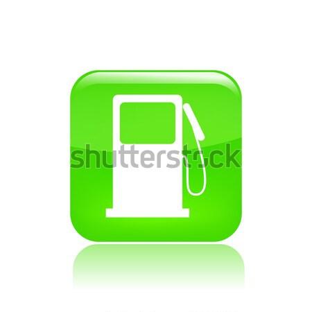 Fuel icon  Stock photo © Myvector